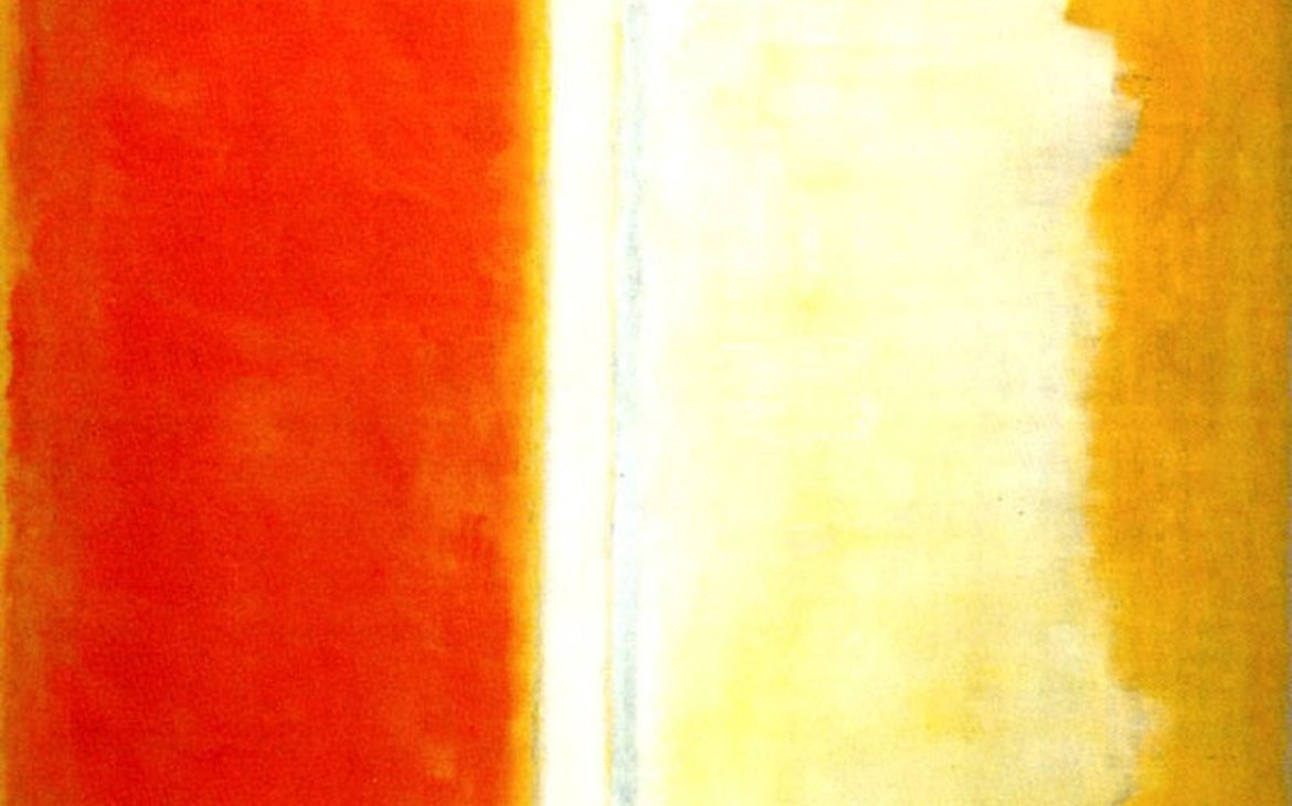 """Thinking """"in Rothko"""": Verbiage, Vision and Silence"""
